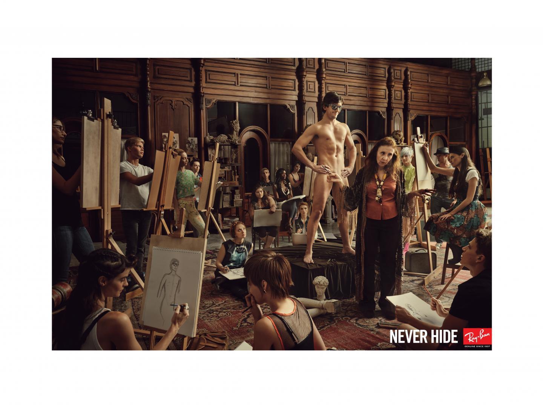 Naked Model Thumbnail