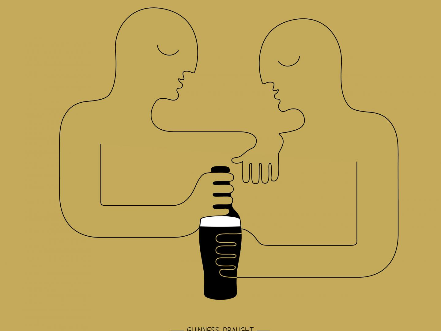 Guinness Draught in a Bottle - Cinq Thumbnail