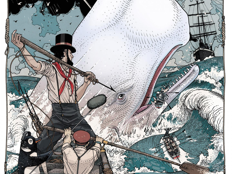 MIC - Moby Dick Thumbnail