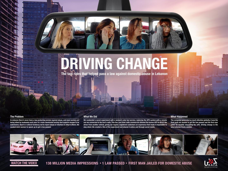 DRIVING CHANGE Thumbnail