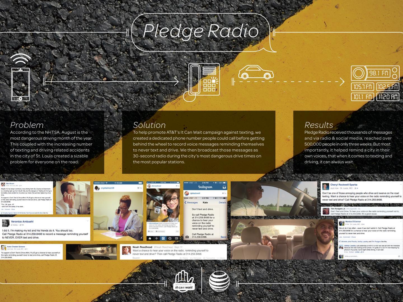 Pledge Radio Thumbnail
