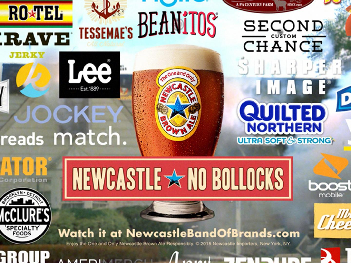 Newcastle Band of Brands Thumbnail