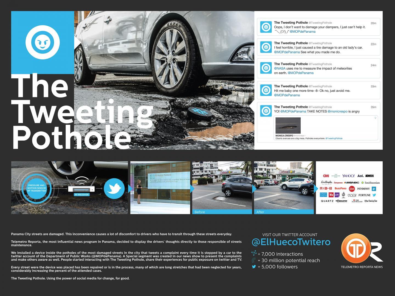 The Tweeting Pothole Thumbnail