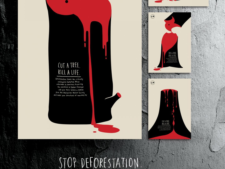 Cut a Tree. Kill a Life - Tapir Thumbnail