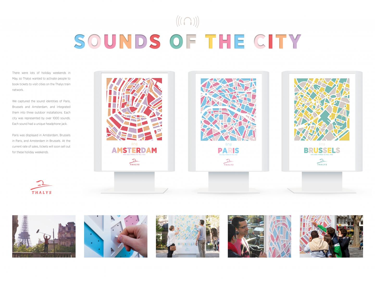 Sounds of the City Thumbnail