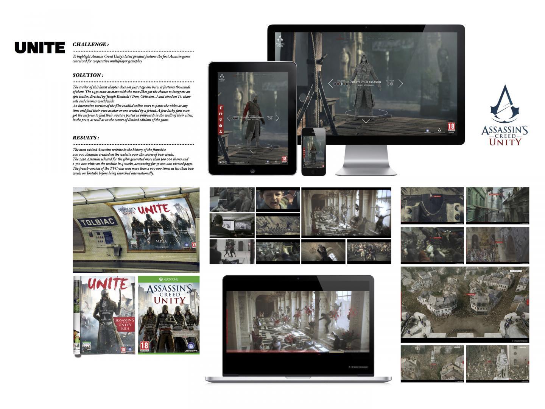 Assassin's Creed Unity Thumbnail