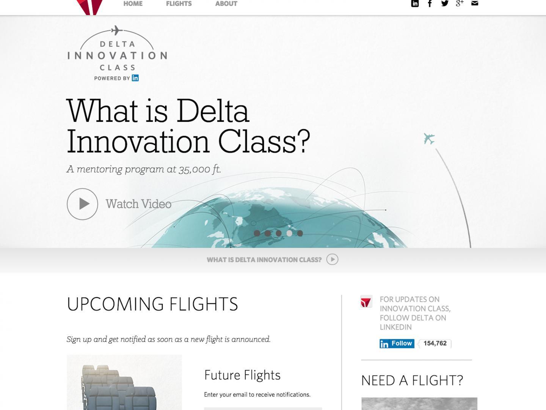 Delta Innovation Class Thumbnail