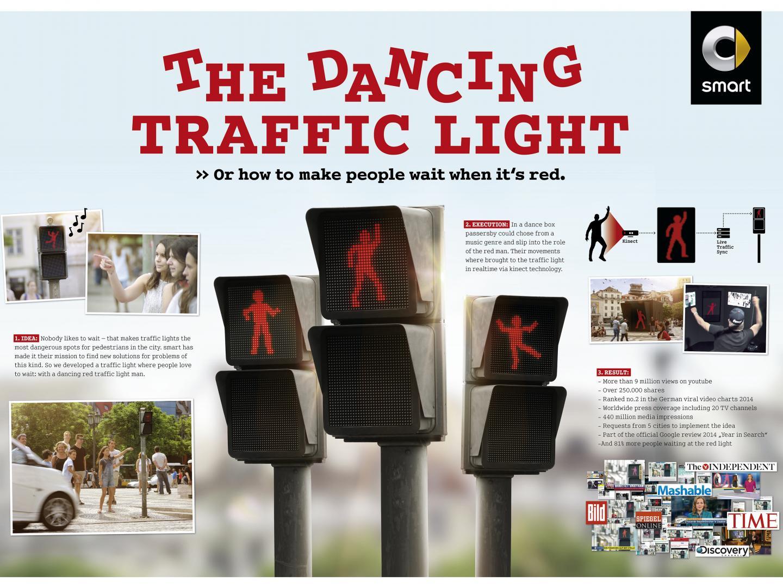 The Dancing Traffic Light Thumbnail