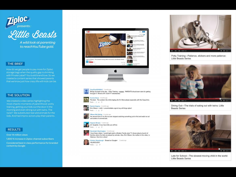 Ziploc Presents: Little Beasts Thumbnail