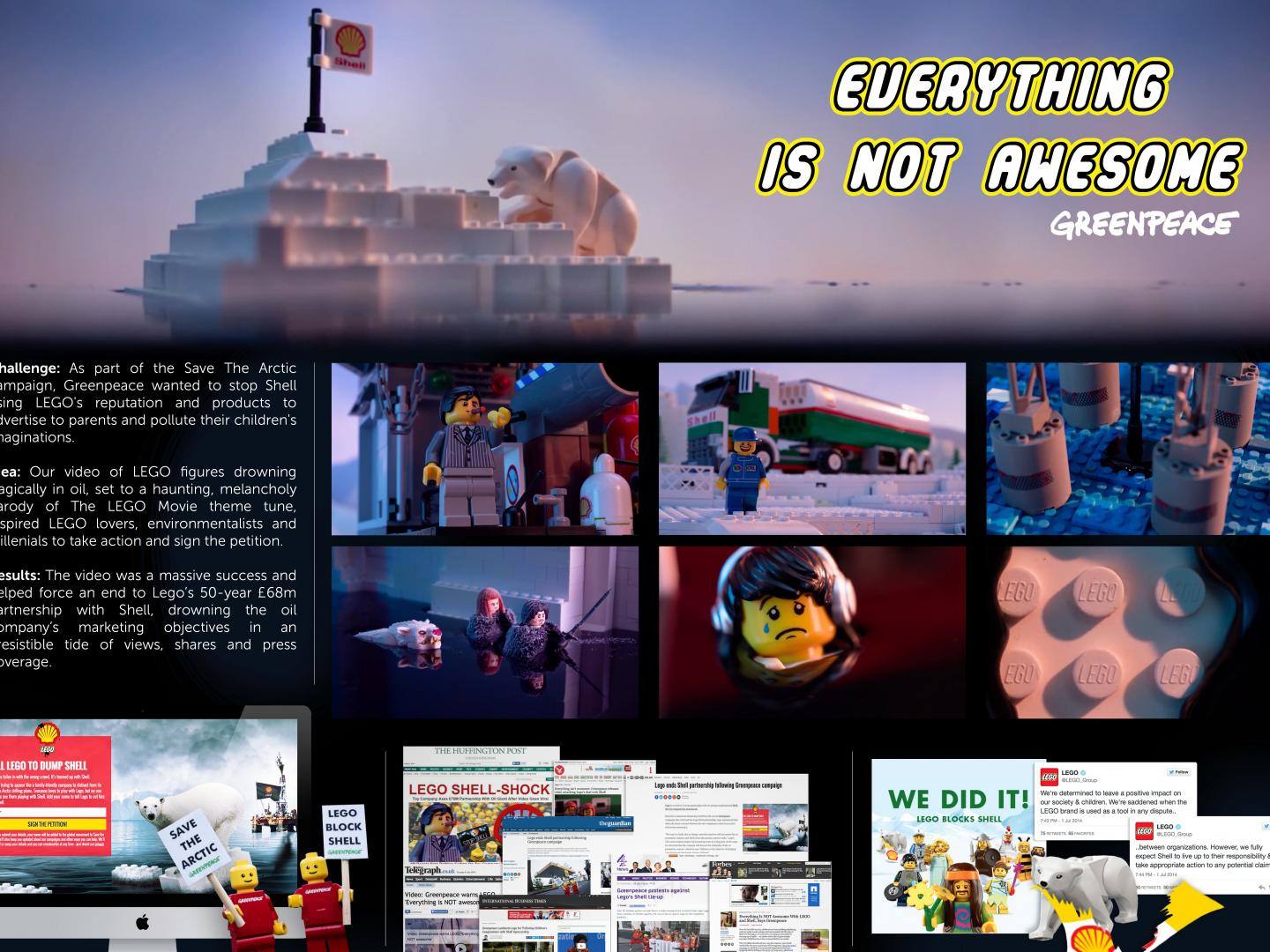 LEGO: Everything is NOT Awesome Thumbnail
