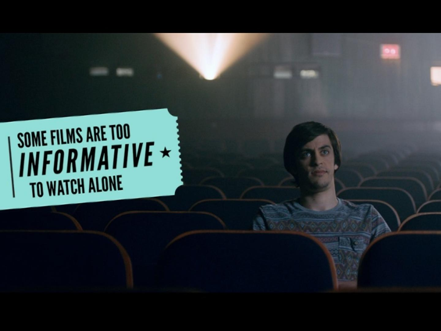 Two for One tickets - Too Informative Thumbnail