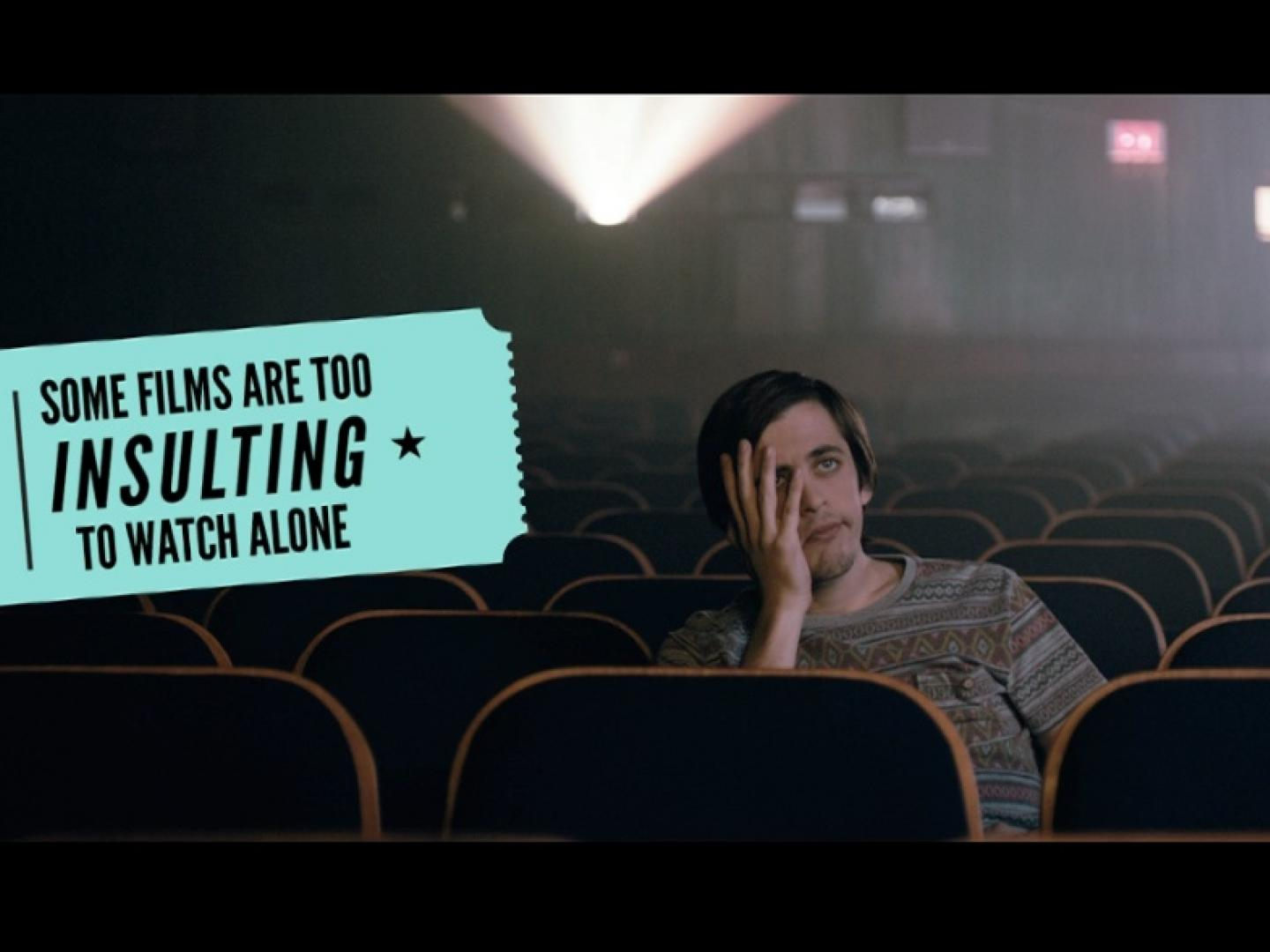 Two for One tickets - Too Insulting Thumbnail