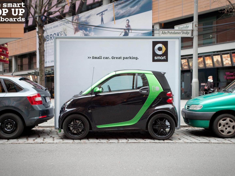Image for smart POP UP Billboards Motif 1