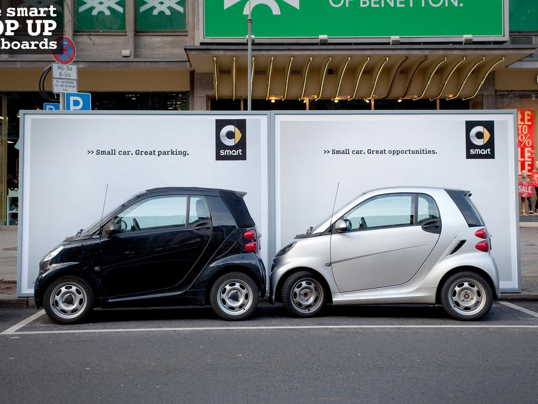 Image for smart POP UP Billboards Motif 2