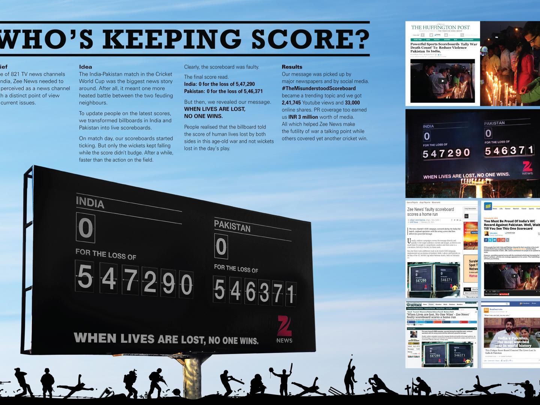 The Misunderstood Score Board Thumbnail
