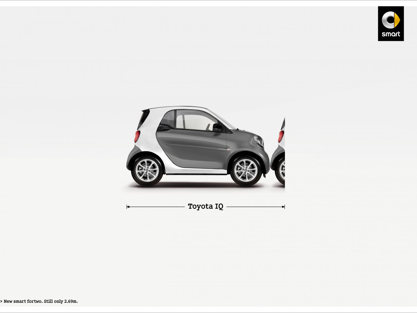 Image for COMPETITORS - Toyota IQ