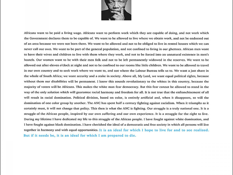 Nelson Mandela Thumbnail