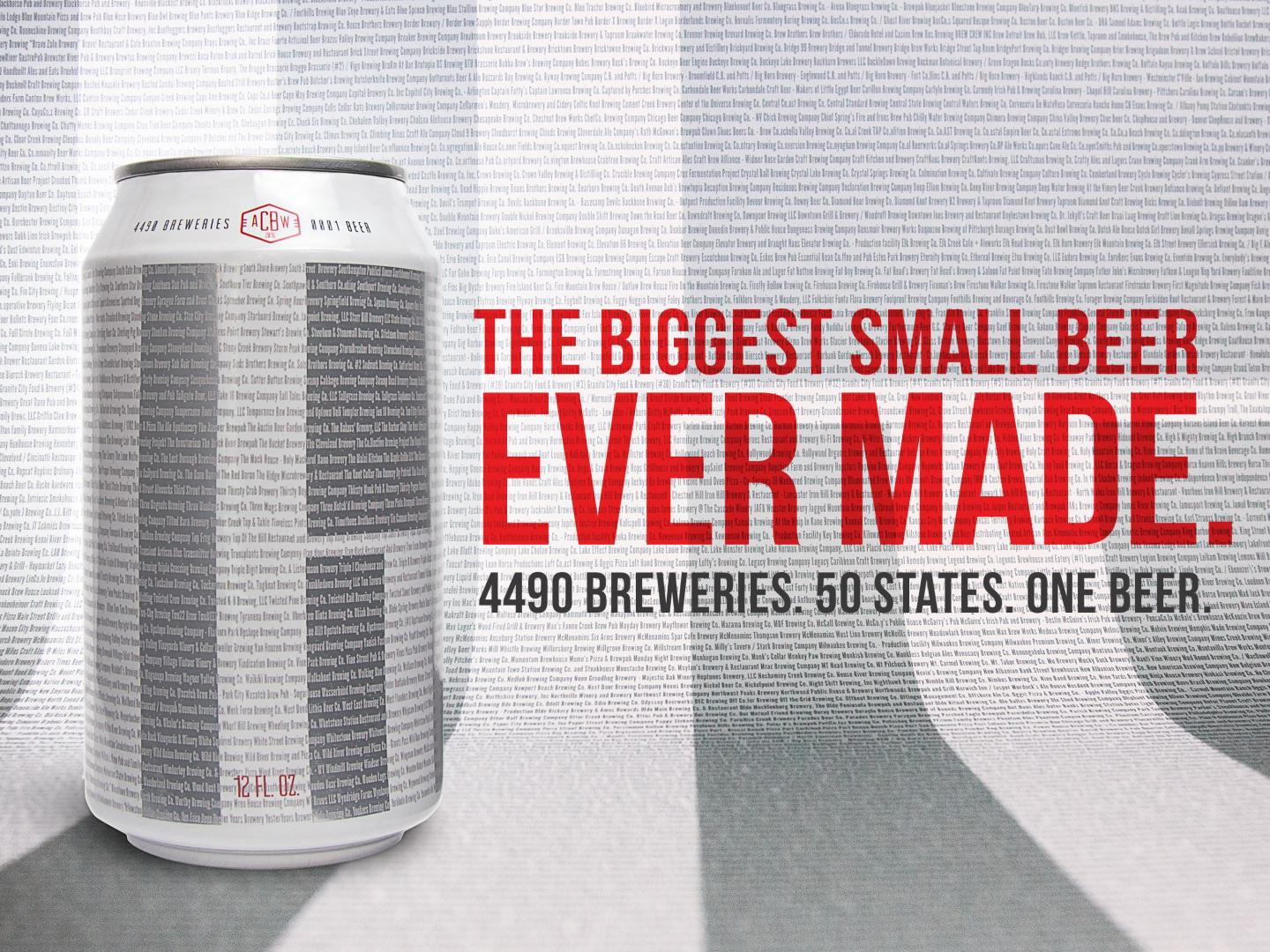 The Biggest Small Beer Ever Made Thumbnail