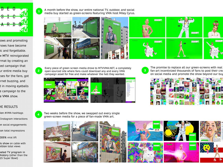 MTV VMA Green-Screens Thumbnail