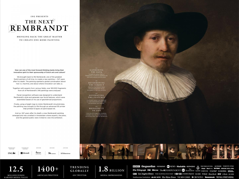 The Next Rembrandt Thumbnail