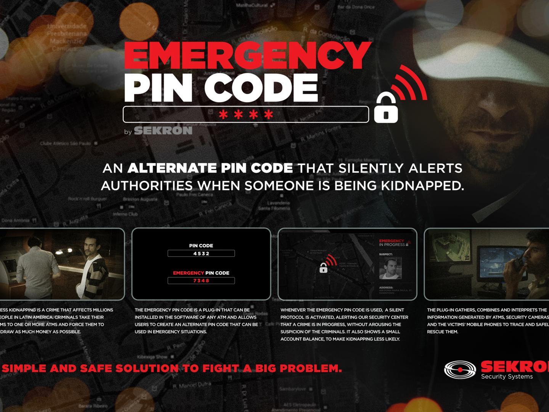 Emergency Pin Code Thumbnail