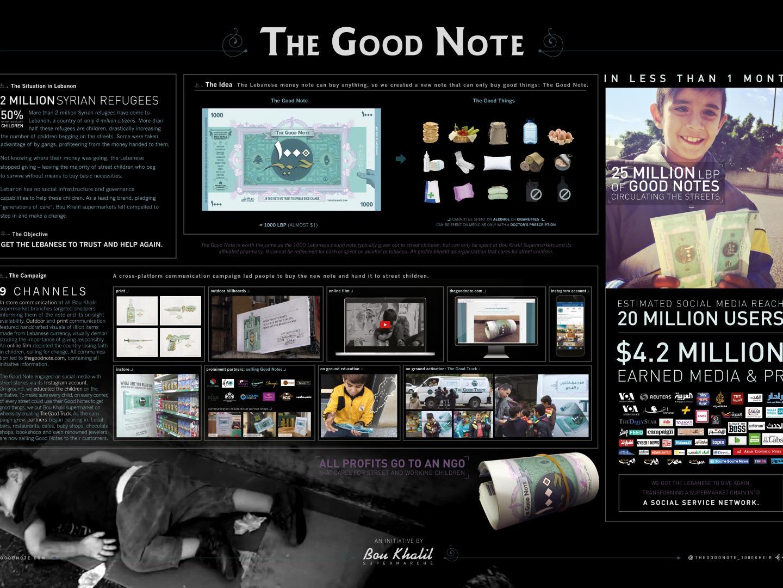 the Good Note Thumbnail