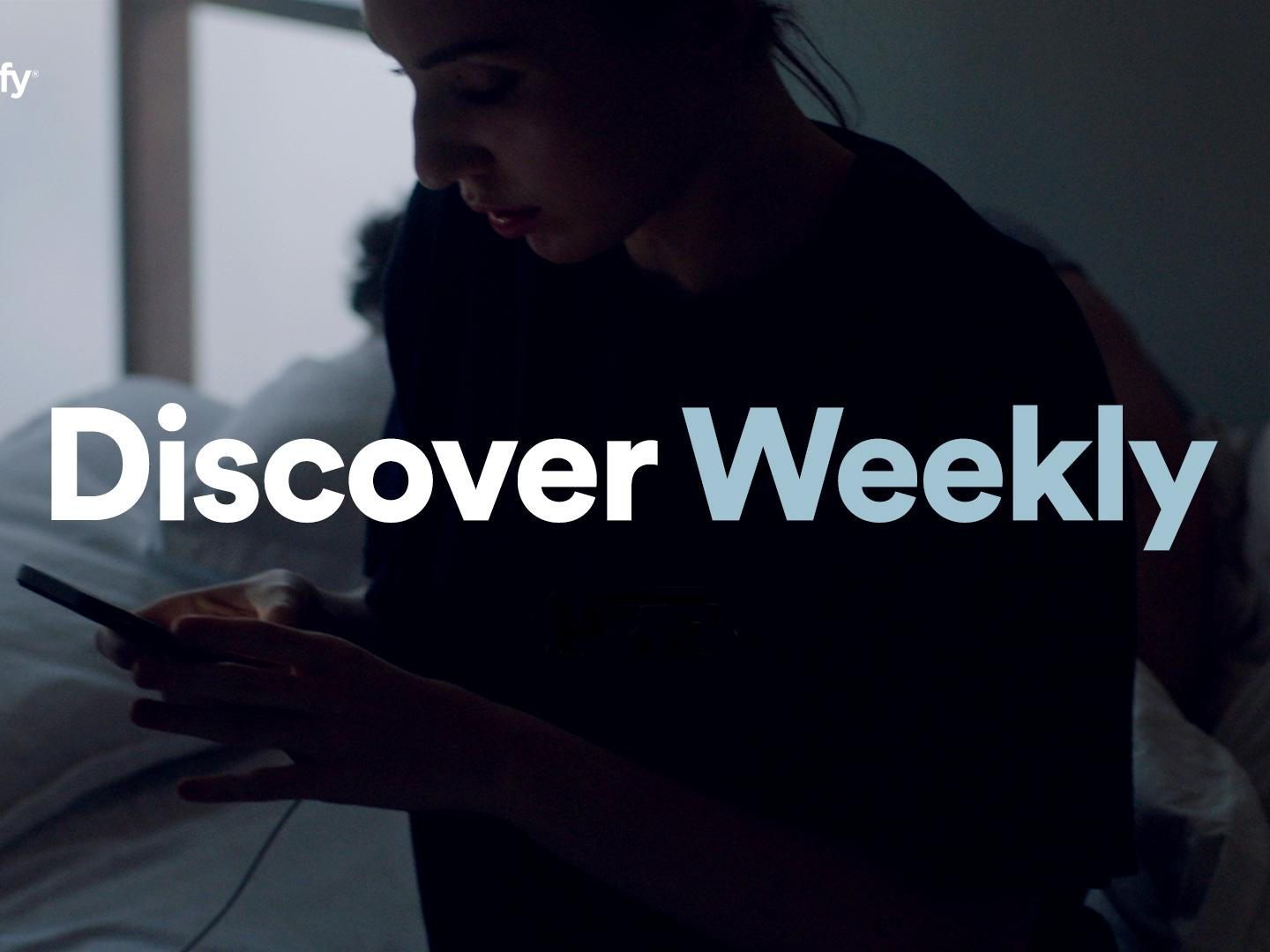 Spotify: Discover Weekly Thumbnail