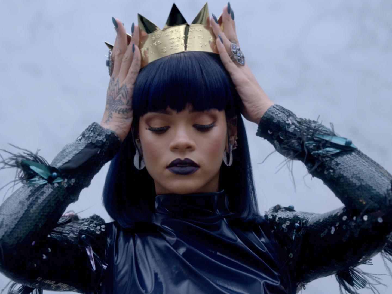 Rihanna ANTIdiaRY / Album Partnership Launch Thumbnail