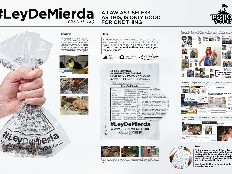 #LeyDeMierda (#ShitLaw) Thumbnail
