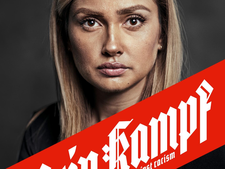 Mein Kampf – against racism/ Print Ad:  Wana Limar Thumbnail