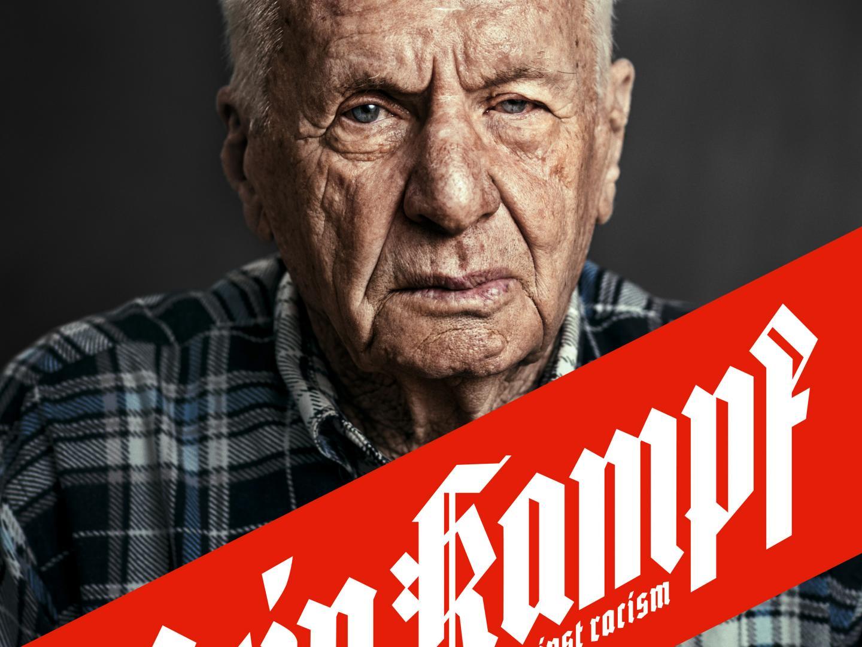 Mein Kampf – against racism/ Print Ad:  Mosche Dagan Thumbnail