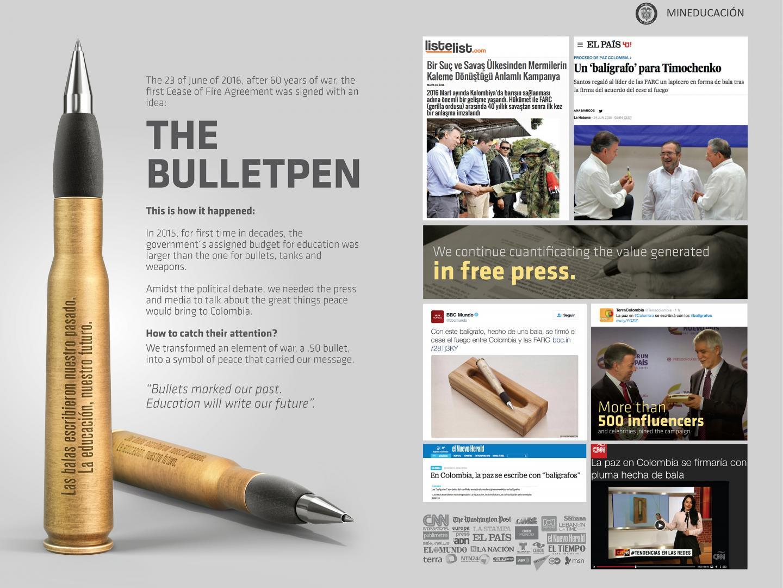 THE BULLETPEN Thumbnail