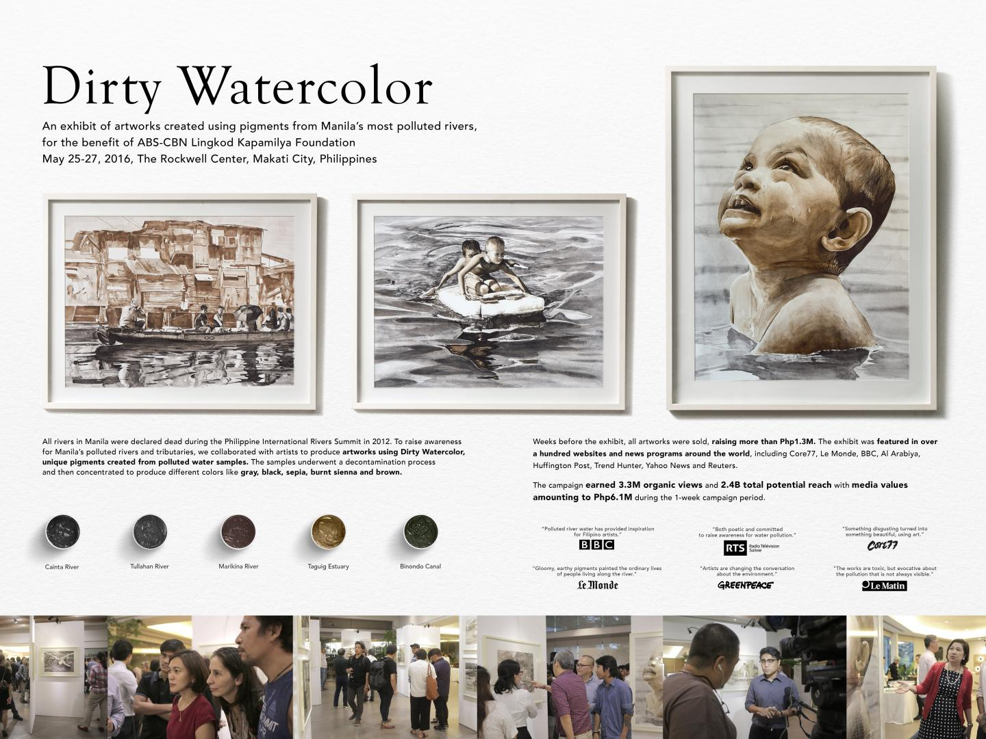 Dirty Water Color Thumbnail