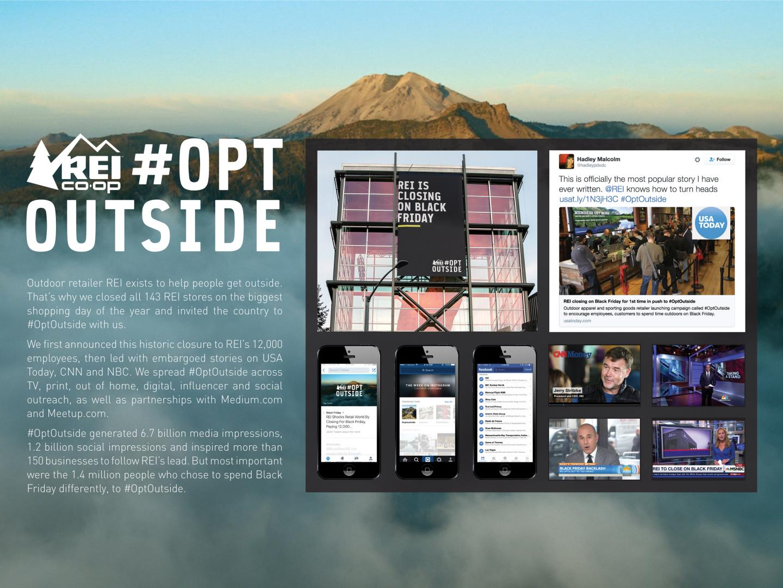 #OptOutside Thumbnail