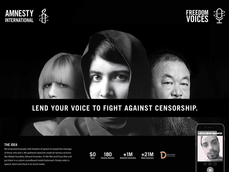 Freedom Voices Thumbnail