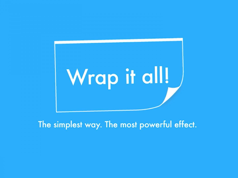 Wrap it all! Thumbnail