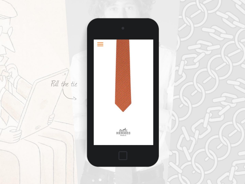 Tie Break Application - A random dose of Hermès Thumbnail