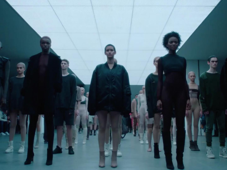 Kanye West x adidas Livestream Thumbnail