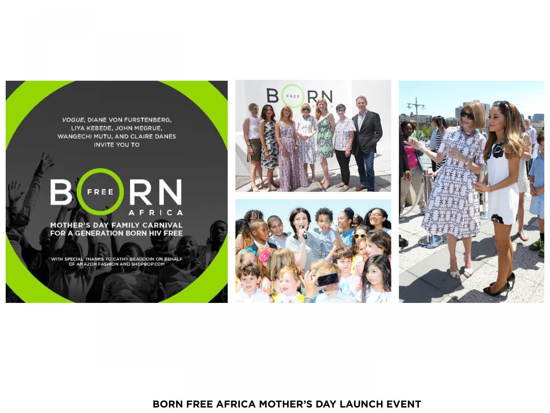 Born Free Campaign Thumbnail