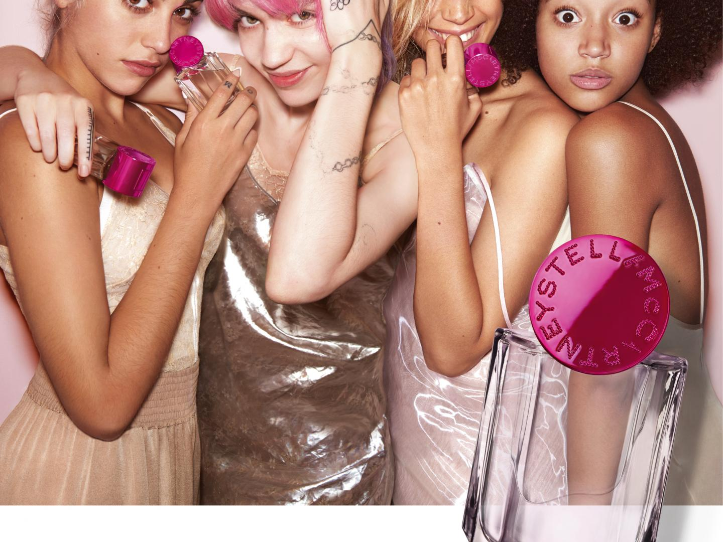 POP By Stella McCartney Fragrance Launch and Teasing Campaign Thumbnail