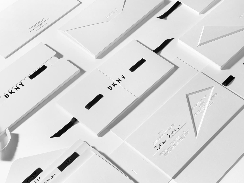 DKNY SS16 Show Invitation Thumbnail