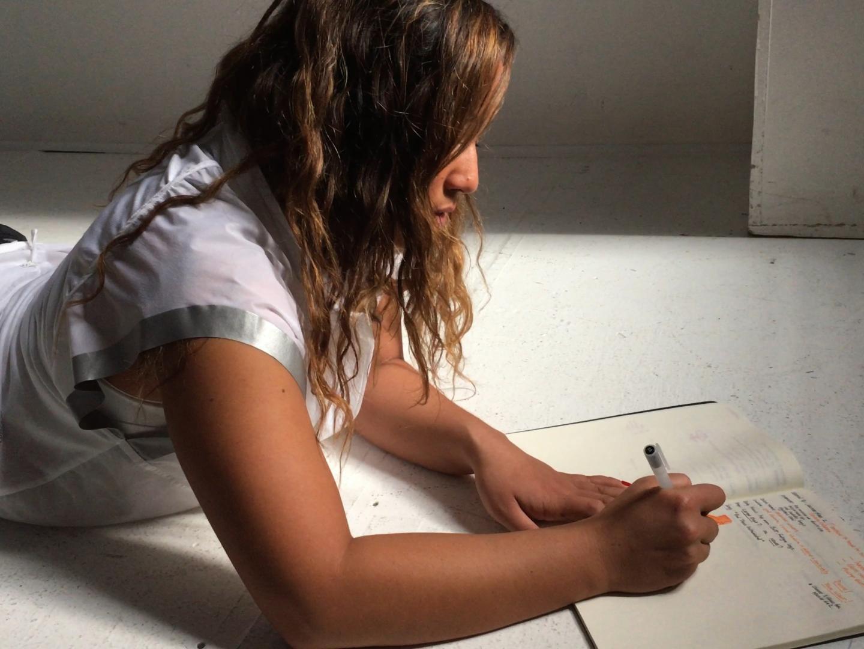 I'm Here to Create - Nicole Thumbnail
