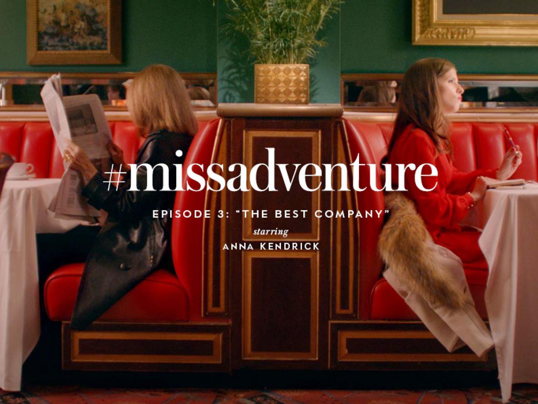 #missadventure episode 3: