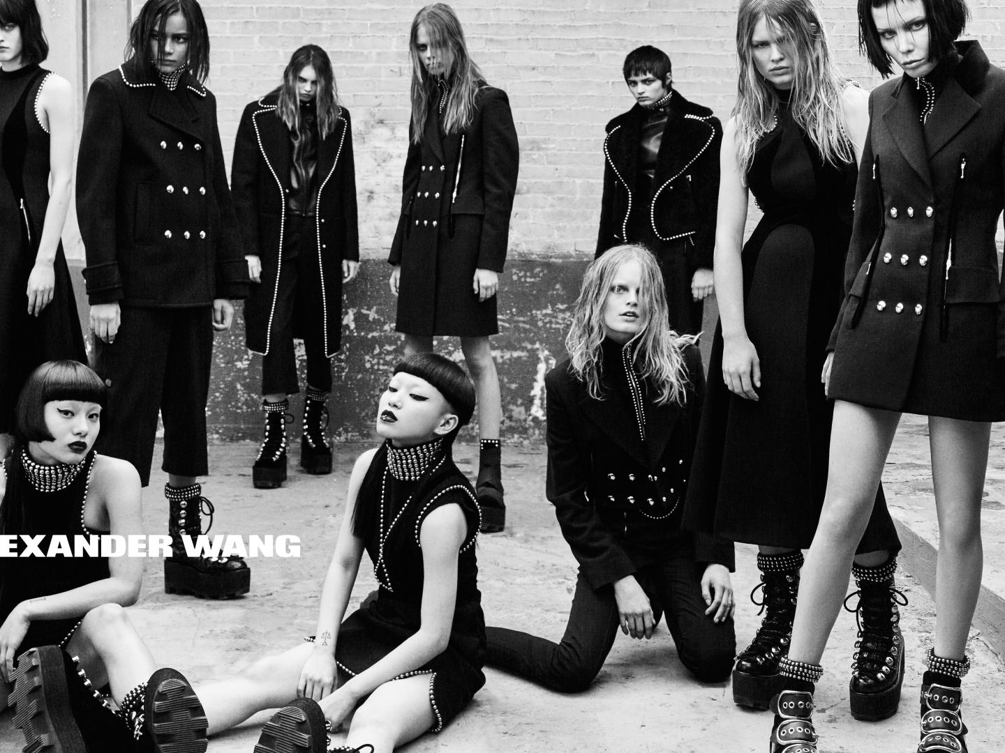Alexander Wang Fall/Winter 2015 Thumbnail