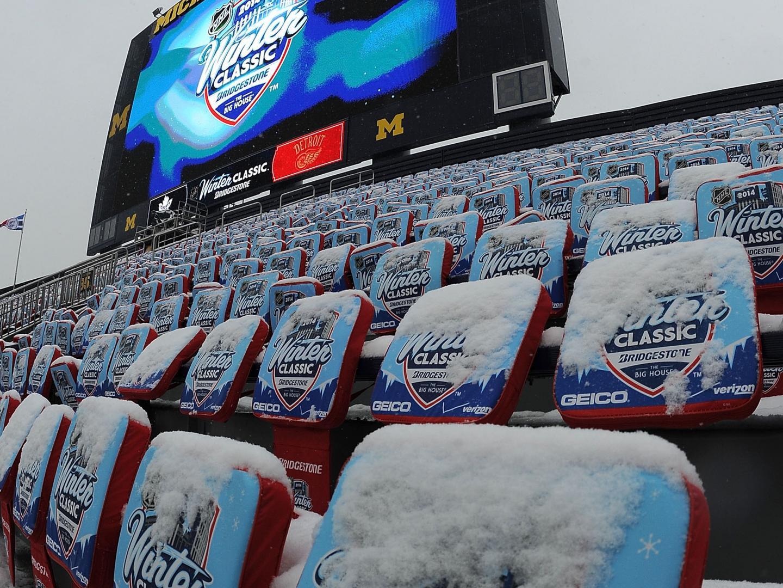 2014 BRIDGESTONE NHL WINTER CLASSIC Thumbnail