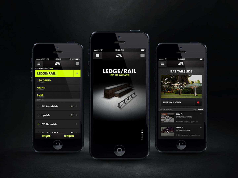 The Nike SB App Thumbnail