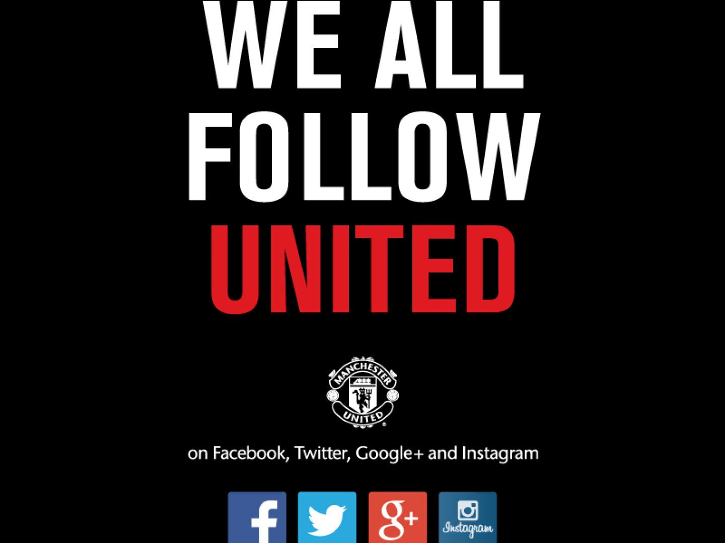 We All Follow United Thumbnail