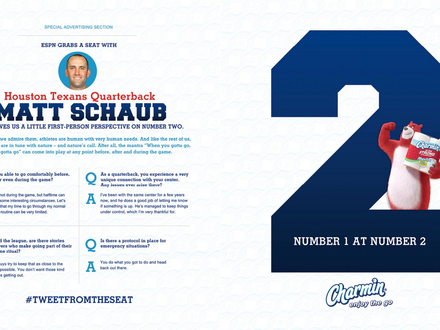 ESPN Grabs A Seat With Matt Schaub Thumbnail