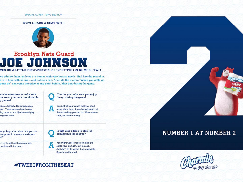 ESPN Grabs A Seat With Joe Johnson Thumbnail