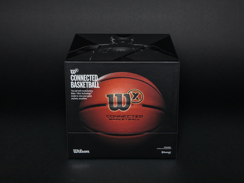 Wilson X Connected Basketball Thumbnail